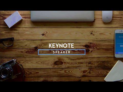 Digital Marketing Keynote Speaker- Darrell Keezer