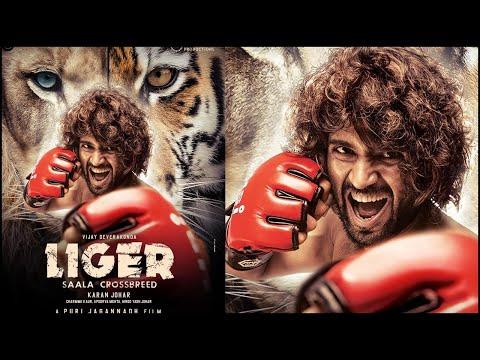 Vijay Devarakonda's 'LIGER' first look poster is out
