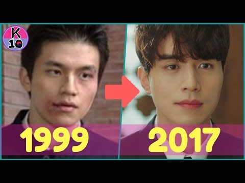 Goblin Lee Dong wook EVOLUTION 1999-2017