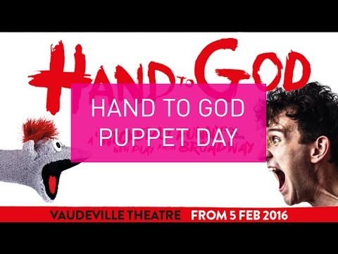 Hand To God Puppet Day