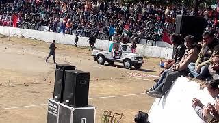 Republic Day Prear in Gopeshwar Chamoli(2)
