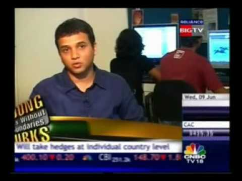 Siddharth Banerjee of Indusgeeks on CNBC-Youngturks