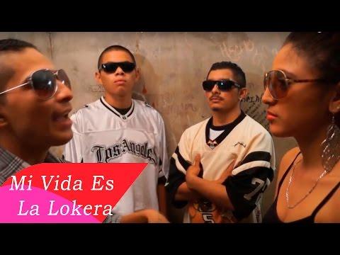 La Hermandad La Zulemy Pinguino 128 Mi vida es la lokera Video Oficial