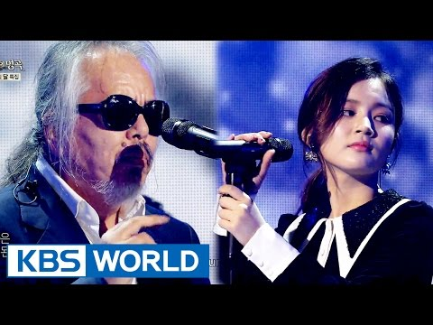 Jeon Inkwon & Lee Hi - It's Only My World | 전인권 & 이하이 - 그것만이 내 세상 [Immortal Songs 2]