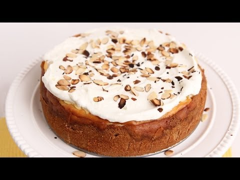 Amaretti Cheesecake Recipe - Laura Vitale - Laura In The Kitchen Episode 695 - Smashpipe Style