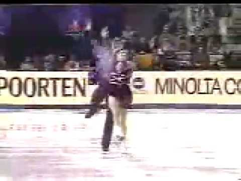 Jane torvill and christopher dean - the bolero the winter olympics 1984