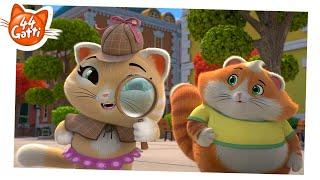44 Gatti - serie TV | Il momento più gattastico dell'episodio 21 [CLIP]