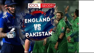 Cool Sports Live Stream to pakistan vs england 1st ODI Highlight