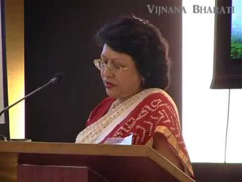 Medical Plant Research In India - Speech Delivered By Dr.Bishnupriya