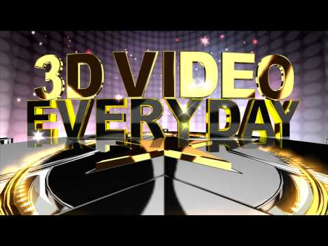 3D Video extreme!!! (evo 3D Works) 3D Video Everyday