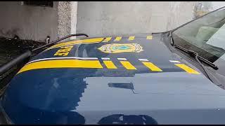 PRF prende homem por saque de carga em acidente na BR 392, em Caçapava do Sul