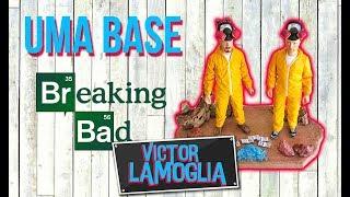 FAÇA UMA BASE PARA SEU ACTION FIGURE! (TOY MAKEOVER) - Victor Lamoglia