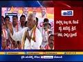 Congress Praja Chaitanya Bus Yatra Continues..