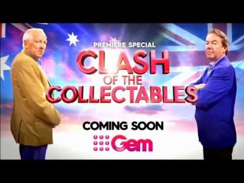 Clash of the Collectables'