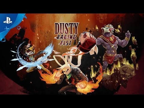Dusty Raging Fist Trailer