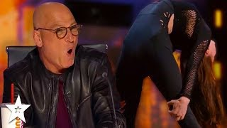 CRAZIEST CONTORTION Auditions On Got Talent Around The World! | Got Talent Global