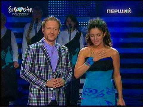 Злата Огневич - The Kukushka. Отбор на Евровиденье 2011