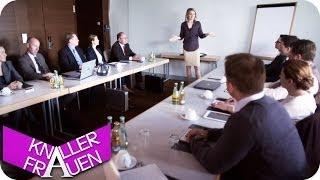 Knallerfrauen – Neue Besen kehren gut