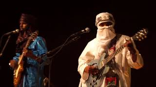 Dag Tenere - Temewtin (Concert CCFN Niamey 23/03/19)