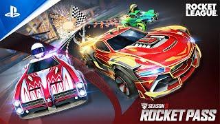 Rocket league saison 3 :  bande-annonce