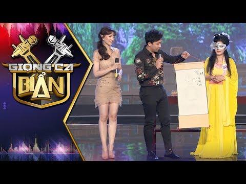Hari Won tròn mắt vì cô ca sĩ