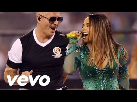 Becky G , Pitbull - Superstar (Live from Copa America Centenario Final)