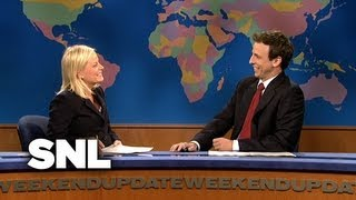 Weekend Update Bloopers - Saturday Night Live