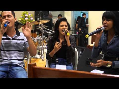 Baixar Ensaio ''Amigo Espirito Santo- Cassiane (Alex, Joise e Vitoria)