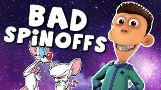 Worst Cartoon Spinoffs