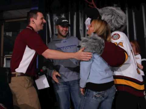How to make a Chicago Wolves game magical!