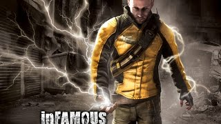 Infamous all cutscenes HD GAME