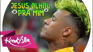 Neymar Jr - JESUS OLHOU PRA MIM ( MC Marks )