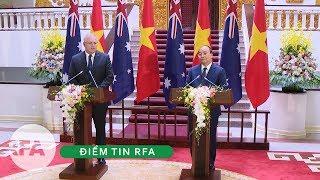 Điểm tin RFA | Thủ tướng VN chính thức lên tiếng về căng thẳng ở Bãi Tư Chính