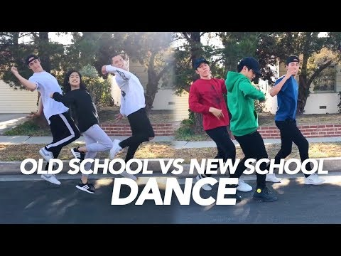 Old Vs New Dance Battle | Ranz and Niana ft The Williams Fam