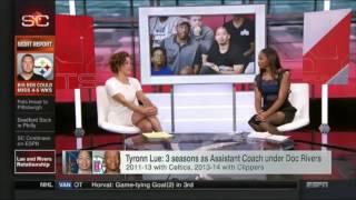 Jessica Mendoza, Josina Anderson, Prim Siripipat | ESPN