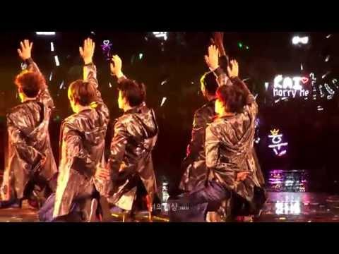 150531 The EXO'luXion in SHANGHAI - MAMA 레이버전 (Lay focus)