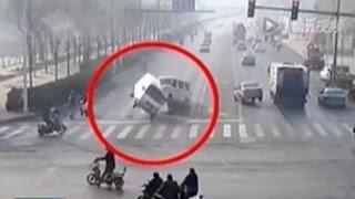 Vụ tai nạn ô tô bí ẩn nhất trên thế giới