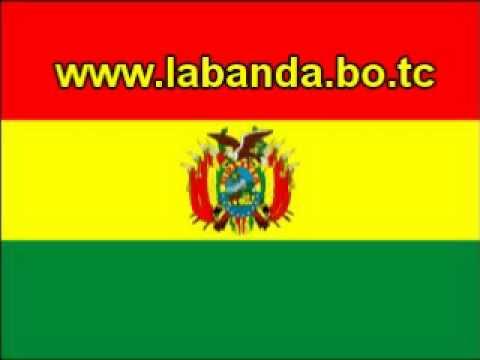 MARCHA MILITAR DE BOLIVIA