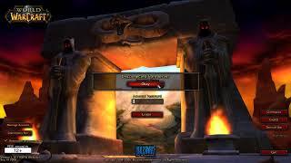 World of Warcraft Test