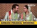 At Grand Ambani-Piramal Wedding, Politicians, Bollywood In Attendance
