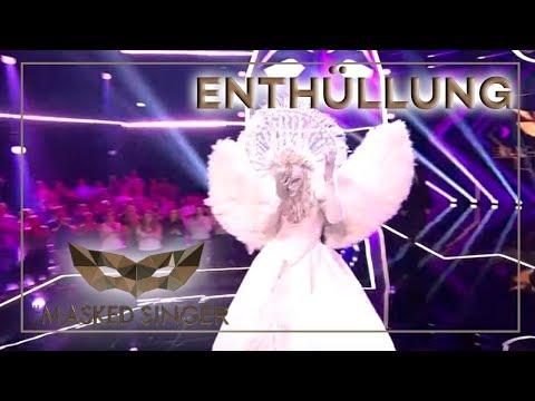 Wer ist der Engel?   Engel Enthüllung Finale   The Masked Singer   ProSieben
