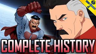 Omni-Man (Nolan Grayson) Comic History Explained | Invincible