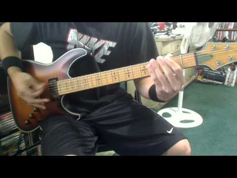 Mudvayne - Mercy, Severity (Guitar Cover)