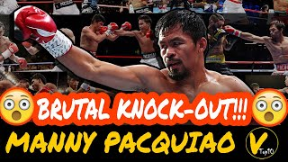 10 GREATEST KNOCKOUTS OF MANNY PACMAN PAQUIAO
