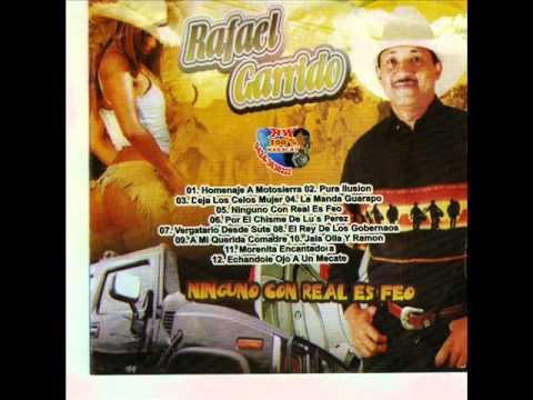 Ninguno con real es feo Rafael Garrido