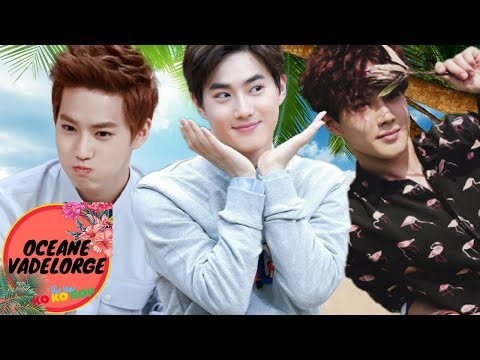 EXO Suho Funny Moments