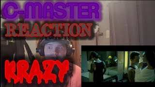 TOULIVER x BINZ x ANDREE RIGHT HAND - KRAZY ( Ft. EVY ) [ OFFICIAL MV ] REACTION! OH DAAANG!