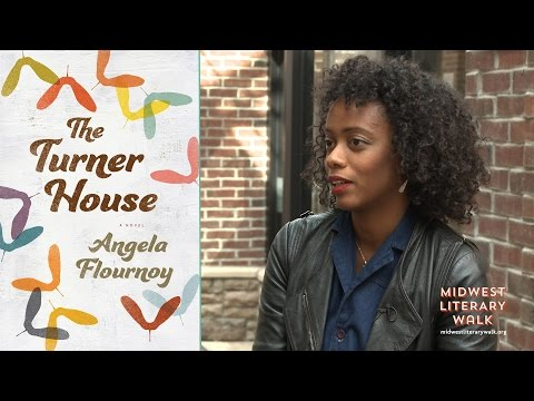 Angela Flournoy on THE TURNER HOUSE at Midwest Literary Walk 2015