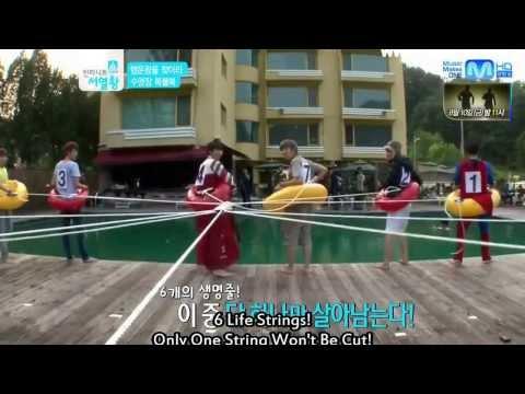 [ENG SUB] 120807 Infinite Ranking King Ep 12 (4/4)
