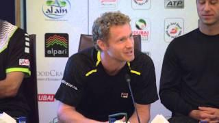 2014 Dubai Duty Free Tennis Championships ATP Draw